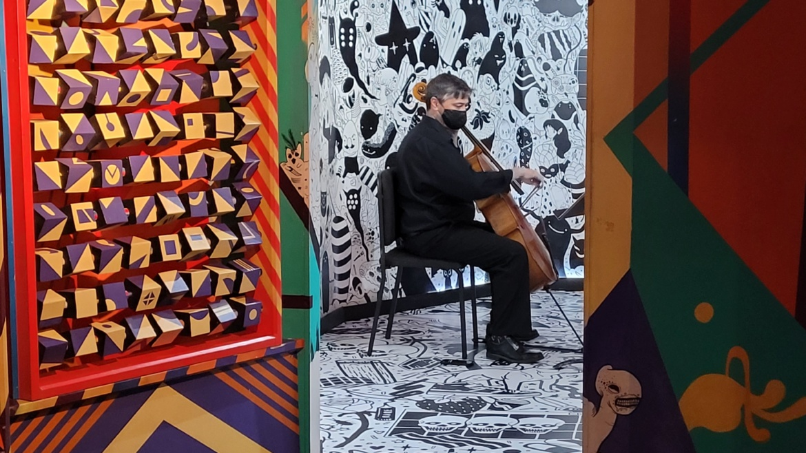 Music at Meow Wolf, and More
