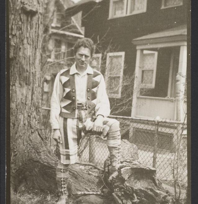 Percy Grainger, Fashion Icon